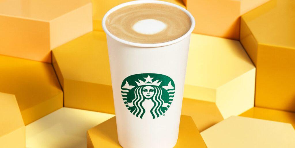 Starbucks Adds Almond Milk Honey Flat White, Coconut Milk Latte Drinks To Its Permanent Menu